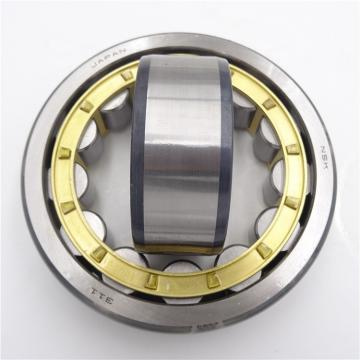 90 mm x 190 mm x 43 mm  NKE 7318-BECB-TVP Angular contact ball bearing
